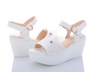 Босоніжки жіночі MaiNeLin-H15 white