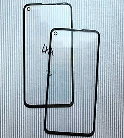Скло корпусу для Pixel 4A чорне