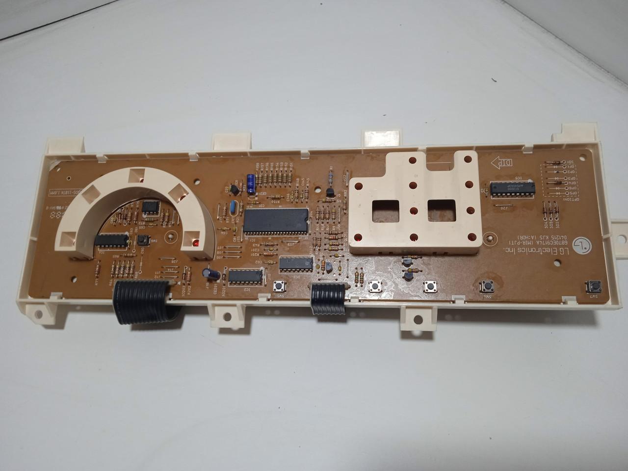 Модуль управління (системна плата) LG 6870EC9174A Б/У