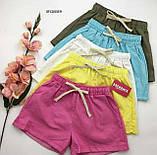 Женские котоновые шорты в расцветках, фото 2