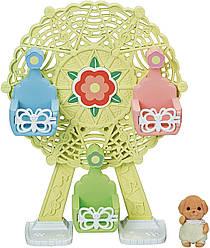 СильванианФэмилис Колесо огляду SylvanianFamilies CalicoCritters Baby Ferris Wheel
