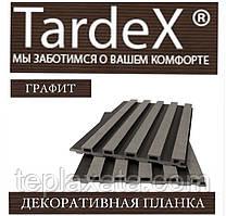 Декоративная планка для забора TARDEX 175х13х2200 мм