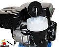 Бензиновый двигатель (под шлицы)GW230F-T 25, фото 7