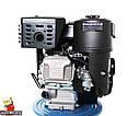 Бензиновый двигатель (под шлицы)GW230F-T 25, фото 5