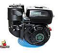 Бензиновый двигатель (под шлицы)GW230F-T 25, фото 8