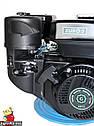 Бензиновый двигатель (под шлицы)GW230F-T 25, фото 6