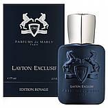 Оригінал Parfums de Marly Layton Exclusif 75ml Парфум Де Марлі Лейтон Ексклюзив, фото 2