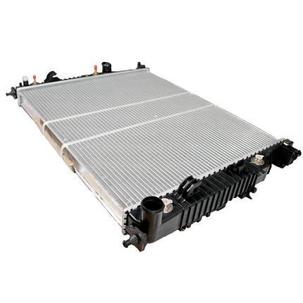 Радіатор охолодження MERSEDES-BENZ ML W164 від 2005 р. в., GL W164 від 2006р.у./ Радіатор мерседес W164, фото 2