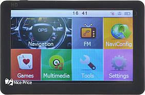 """Навигатор 5"""" GPS 6009 на Windows"""