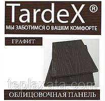 Доска облицовочная с текстурой дерева для забора TARDEX 180х10х2200 мм
