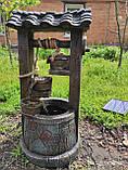 Немецкий каскадный фонтан Blumfeldt на солнечной батарее, фото 6