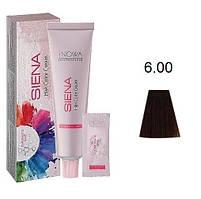 """6/00 Професійна крем-фарба для волосся jNOWA Professional """"SIENA"""" CHROMATIC SAVE 90 мл"""