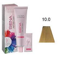 """10/0 Професійна крем-фарба для волосся jNOWA Professional """"SIENA"""" CHROMATIC SAVE 90 мл"""
