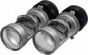 Світлодіодні лінзи BI-LED лінзи TORSSEN H4 Bi 55W