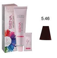 """5/46 Професійна крем-фарба для волосся jNOWA Professional """"SIENA"""" CHROMATIC SAVE 90 мл"""