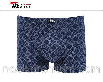 Труси чоловічі боксери бамбук Indena, розміри L-4XL, 205310