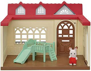 Сильваниан фэмилис будинок з фігуркою кролика Грейс Sylvanian Families Calico Critters