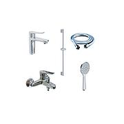 Комплект смесителей для ванны Devit Project (47565147)