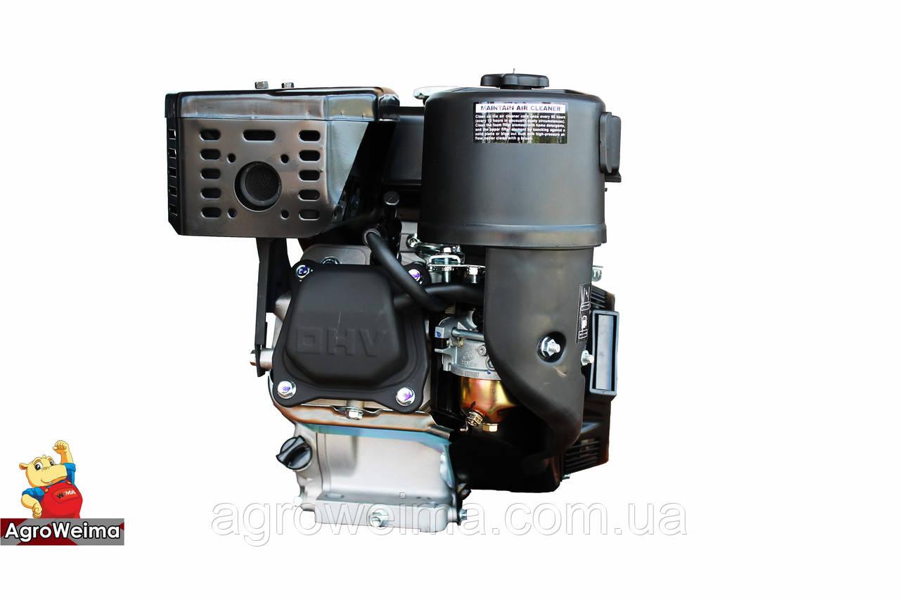 Двигун GW210-S, 212сс, NEW, бак 5,0 л., (шпонка, вал 20мм), бенз7.0 к. с.