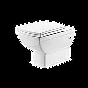 Унитаз подвесной с крышкой soft-close, Devit RETRO (3020127)
