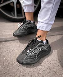 Кроссовки | кеды | обувь Adidas Yeezy Boost 700 v3  Black