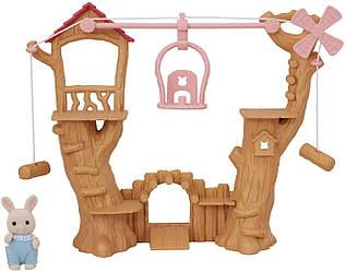 Сильваниан фэмилис Будиночок на дереві і фігурка кролика Sylvanian Families Calico Critters