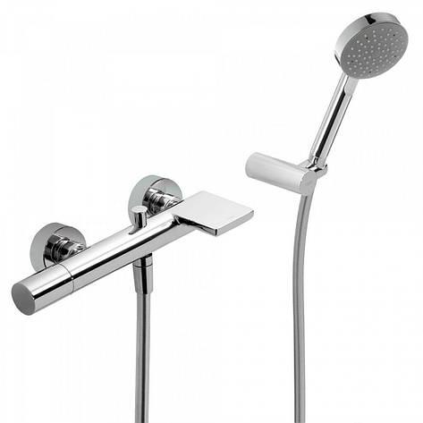 Змішувач для ванни Tres Max-Tres з ручним душем, хром (061.170.01), фото 2