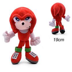 М'яка іграшка Соник Єхидна Наклза Sonic the Hedgehog SS 04.02