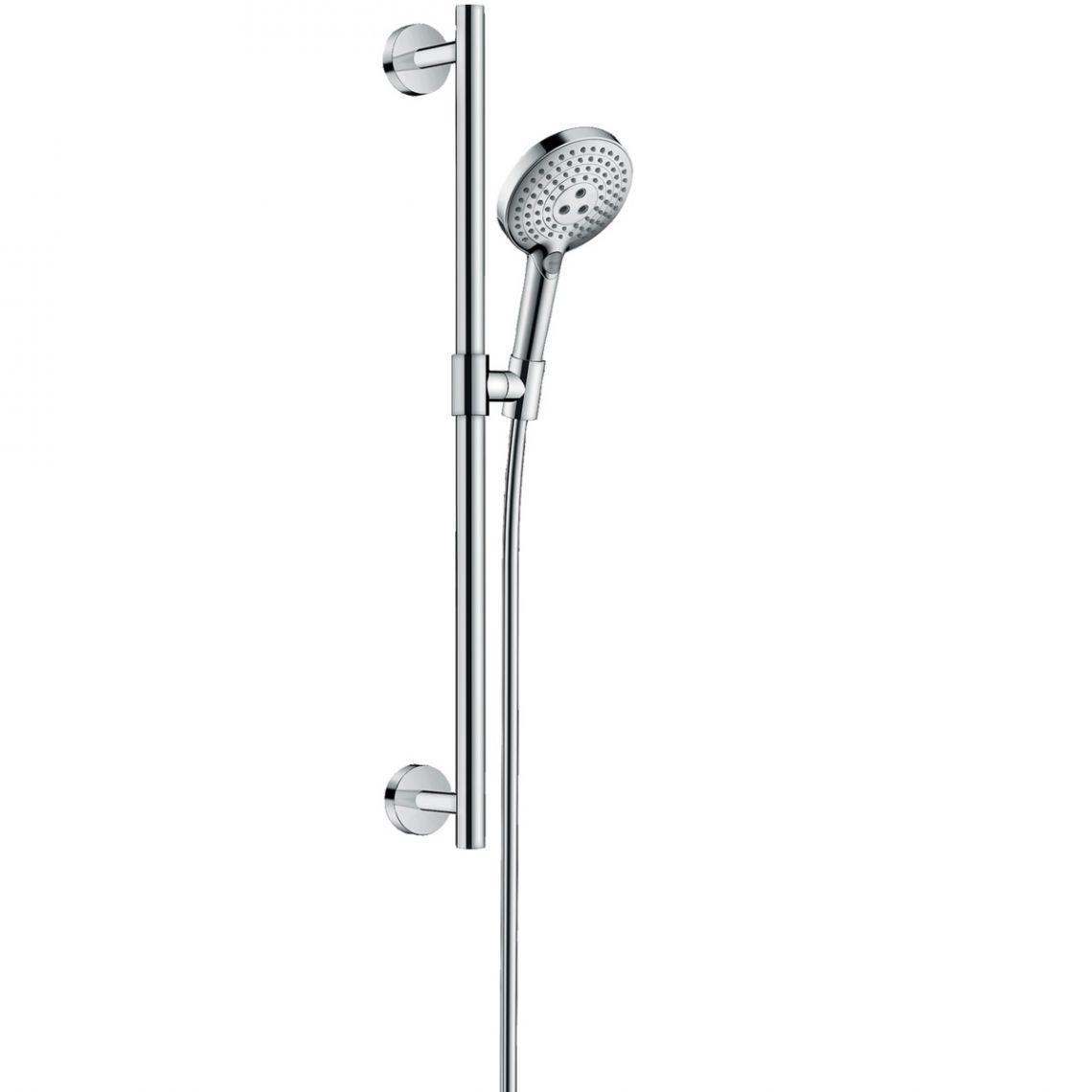 Душевой набор Hansgrohe Raindance Select S 120 3jet, хром (26320000)