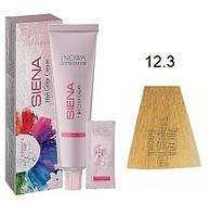 """12/3 Професійна крем-фарба для волосся jNOWA Professional """"SIENA"""" CHROMATIC SAVE 90 мл"""