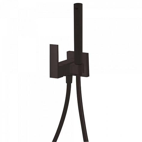 Гигиенический душ, Tres Max-Tres, черный матовый (1.34.123.NM), фото 2