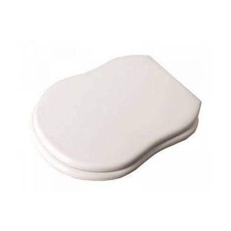 Крышка для унитаза Flaminia Efi Soft-closing, петли- хром, белый (23CR), фото 2