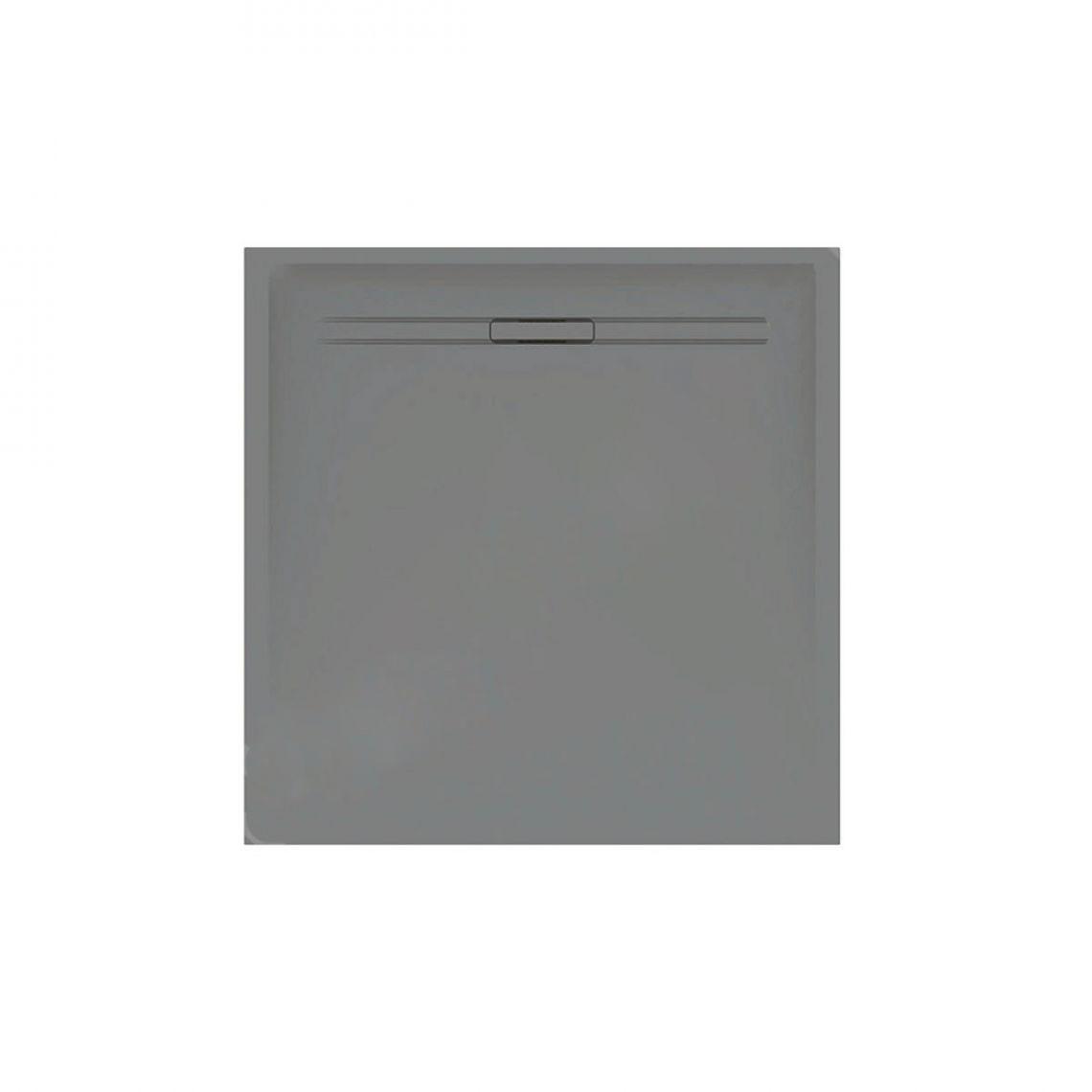 Душевой поддон Geberit Sestra, 90x90 , графит (550.270.00.1)