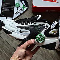 Мужские кроссовки Nike Zoom 2K весна-осень с сеточкой. Живое фото. Реплика
