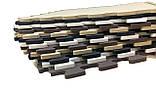 """Килимок-пазл, ластівчин хвіст, 50х50 см, """"Кав'ярня"""", т. 8-10 мм, EVA, щільність 100 кг/м3, набір 12 шт. TERMOIZOL®, фото 7"""