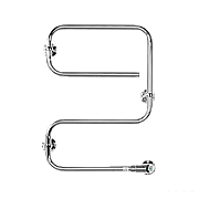 Полотенцесушитель електричний Pax TR 3507-6 65 (201368)