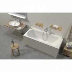 Акрилова ванна Ravak Domino II 150x70 (XAU0000036), 1500x700x420, фото 3