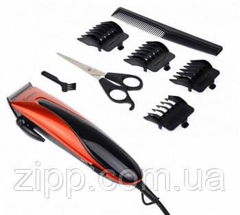 Машинка для стрижки Geemy GM-1012  Триммер для стрижки бороди  Машинка для стрижки  Набір для стрижки волосся