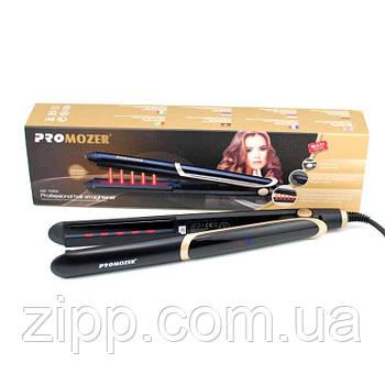Утюжок з інфрачервоним випромінюванням Pro Mozer MZ-7053| Плойка для волосся| Плойка для локонів| Вирівнювання