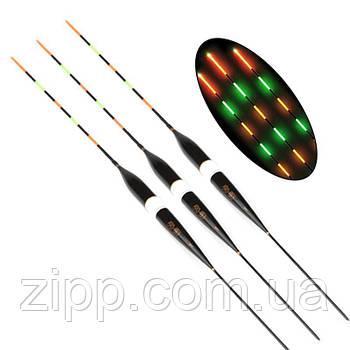 Светящийся LED поплавок | Поплавок для ночной рыбалки | Умный поплавок