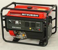 Бензогенератор MITSUBISHI MGE 5800E 4,2 (5,0) кВт