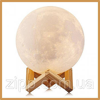 Увлажнитель воздуха 3D Луна| ночник Луна