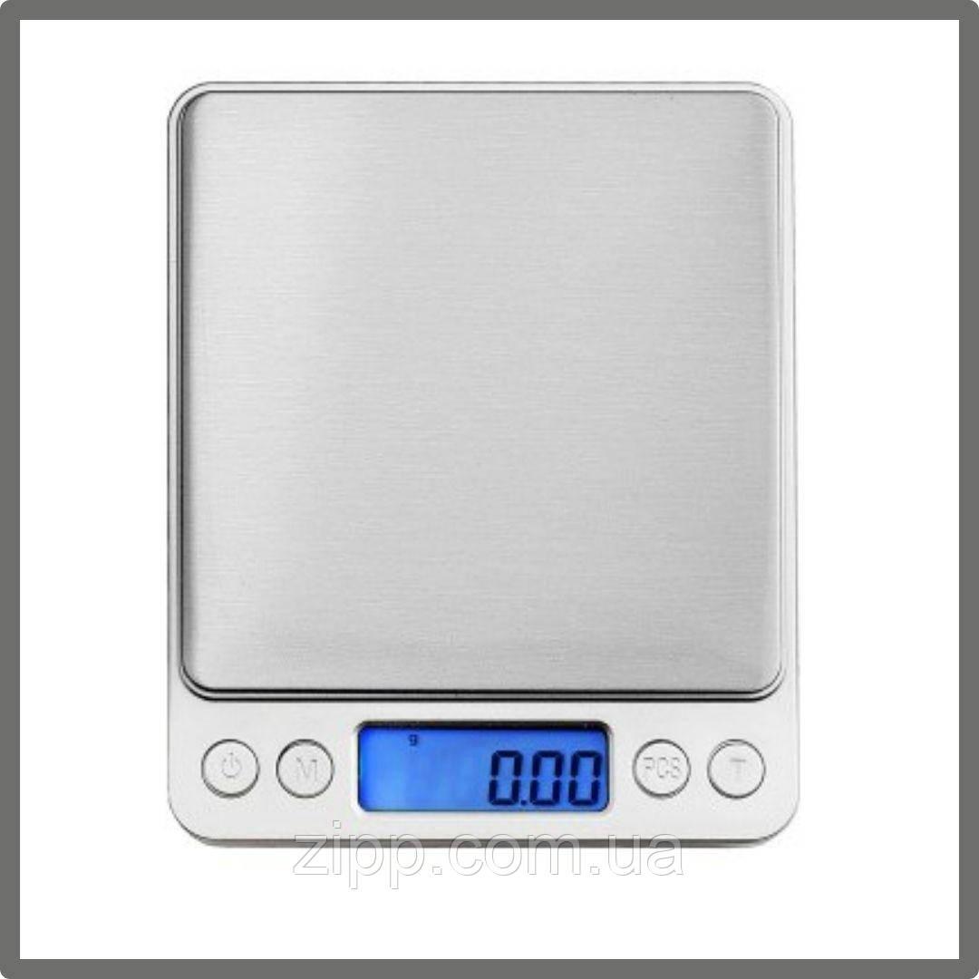 Ювелірні ваги електронні MH-267 500 гр  Електронні ваги