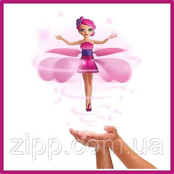 Летающая ФЕЯ 8018  Летающая кукла фея  Летающая фея  Кукла с управлением рукой
