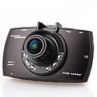 Відео-реєстратор DVR G30 1080p Full HD Чорний, фото 2
