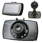 Відео-реєстратор DVR G30 1080p Full HD Чорний, фото 6