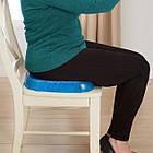 Ортопедическая гелевая подушка  Подушка для разгрузки позвоночника, фото 2