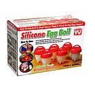 Формочки для варіння яєць без шкаралупи Egg Boil| Силіконові форми для варіння яєць, фото 5
