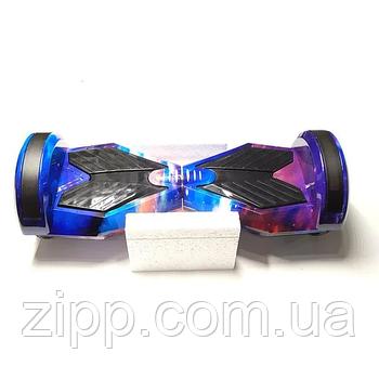 Гироборд 8 дюймов Smart Balance Elite Lux Red Sky  Гироборд с колонкой и с подсветкой колес
