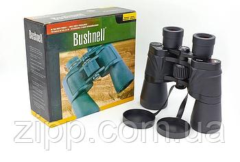 Бінокль BUSHNELL 50*50| Бінокль 50X50| Бінокль для полювання, риболовлі